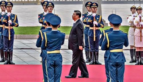 Partai Komunis China akan Meloloskan Resolusi Menantang Tentang Kebijakan Luar Negerinya