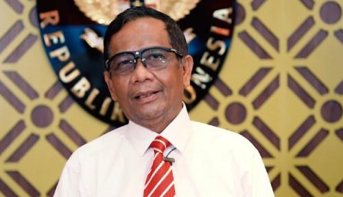 Sssttt... Bocoran Reshuffle: Mahfud MD Bakal Digantikan Sosok Ini