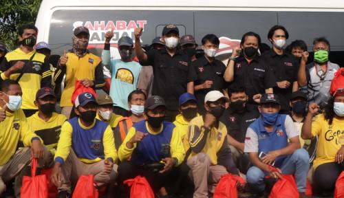 Susur 'Tanah Sunda', Sahabat Ganjar Pilih Titik Start Di Bocimi
