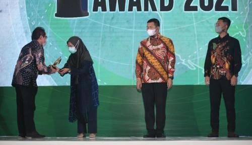 40 Perusahaan BUMN Raih Apresiasi TJSL&CSR Award 2021