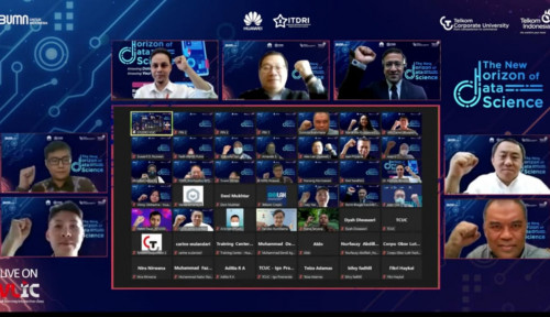 Telkom CorpU Gaet Huawei Kembangkan Kurikulum Data Science