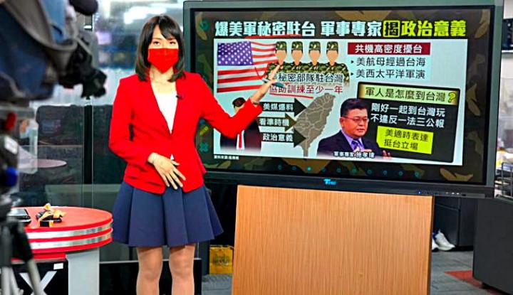 'Kami Tidak Bisa Mempercayai China untuk Membuat Komitmen di Taiwan'