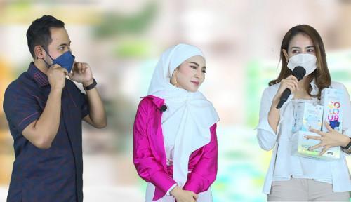 Satu-satunya Indonesia! Kosmemask, Masker Lokal dengan Teknologi Nano Silver dan Stopper