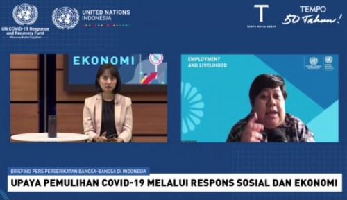 Unaids Dukung Kelompok Marjinal Indonesia Bangkit dari Dampak Pandemi