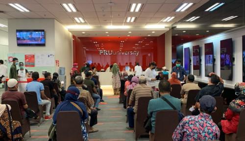 Sentra Vaksinasi Prudential Indonesia Telah Berikan Lebih dari 41.000 Dosis Vaksin