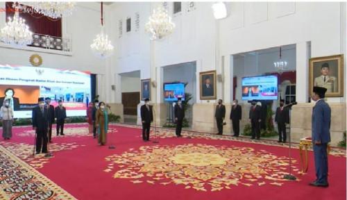 Jokowi Menetapkan Dewan Pengarah BRIN, Pengamat: Sudah Sesuai Aturan Hukum