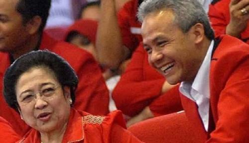 Ganjar Pranowo Dapat 'Bisikan' dari Kader PDIP: Ambil Hati Ibu Mega yang Paling Dalam