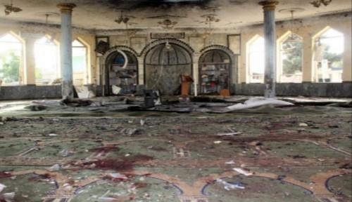 Serem Banget! Salat Jumat di Afghanistan Ada Banyak Bom