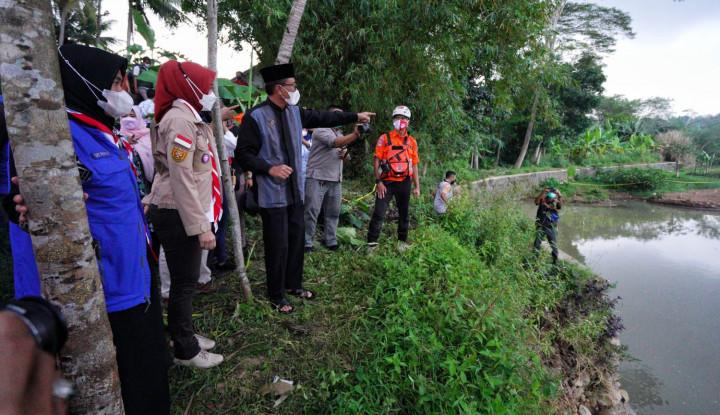 Atalia Kamil Sambangi Keluarga 11 Santri di Ciamis Korban Susur Sungai