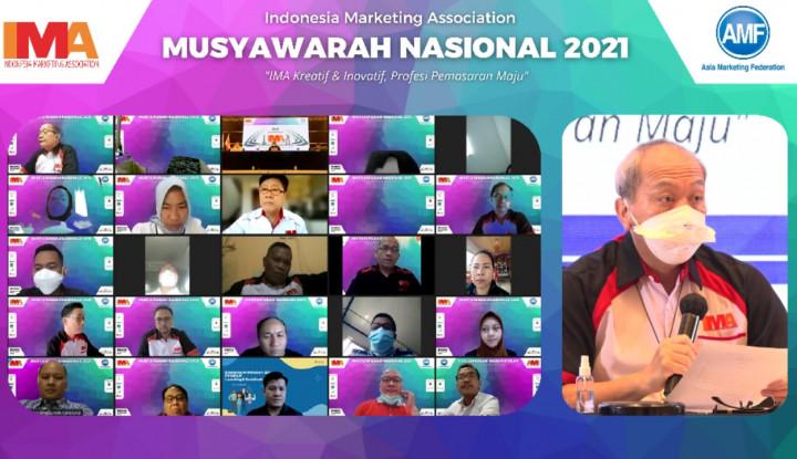 Sah, Suparno Djasmin Kembali Terpilih jadi Ketua IMA