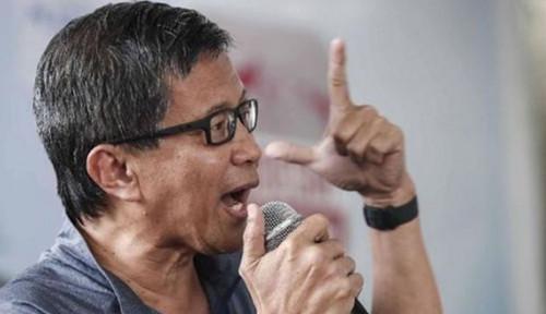 Tajem Bos! Joman Kritik Rocky Gerung, Kelamaan Sendirian