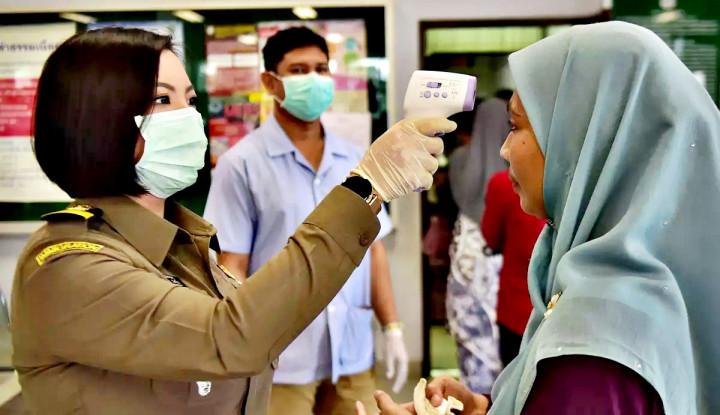 Gak Siap, Kasus Positif Mencapai 504 Adalah Kejutan Hebat buat Brunei