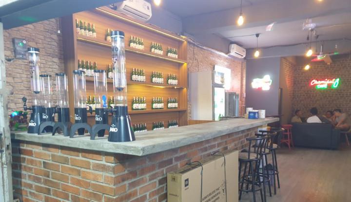 Hadirkan Suasana Cafe dengan produk dari Chamisul Cafe
