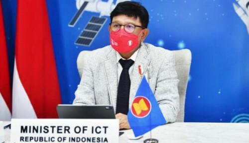 Dukung Transformasi Digital ASEAN, Menkominfo: Indonesia Tekankan 4 Pandangan