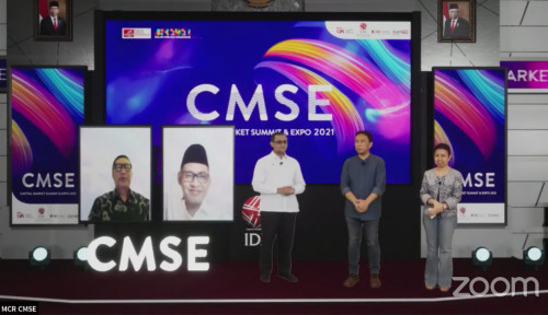 Hingga Hari Terakhir, Peserta CMSE 2021 Didominasi Kaum Milenial