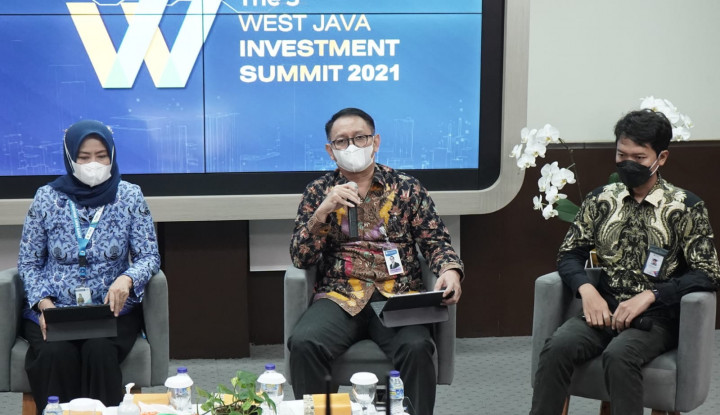 West Java Investment Summit 2021 Targetkan 1.500 Investor