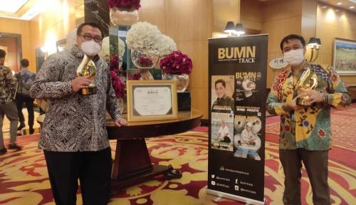 Berikan Bakti untuk Negeri Lewat Program TJSL, Askrindo Borong 2 Penghargaan