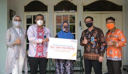 Bayarkan Uang Pertanggungan Rp1,2 Miliar, BNI Life Buktikan Komitmen kepada Nasabah