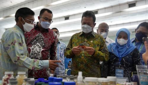 Menteri Trenggono Tegaskan Pentingnya Inovasi untuk Hadirkan Industri Perikanan Berkelanjutan