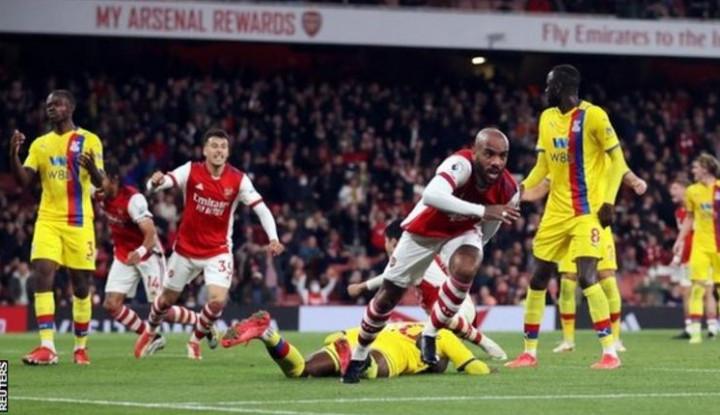 Gol Lacazette Selamatkan Arsenal dari Kekalahan