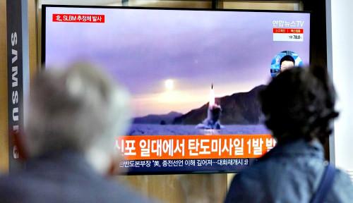 Peluncuran Rudal Balistik Korea Utara Bikin Amerika Lebih Pilih Dialog, Lho Kenapa?