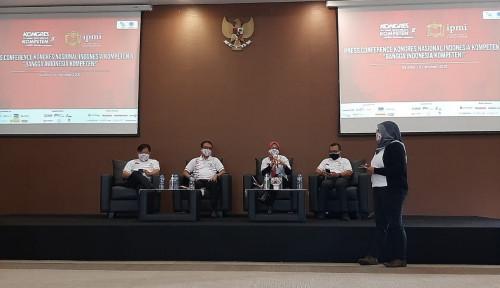 Akselerasi SDM Indonesia Kompeten, Kongres Nasional Indonesia Kompeten II 2021 Kembali Digelar