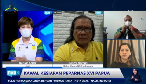 Menjaring Bibit Unggul, Peparnas XVI Papua Siap Digelar