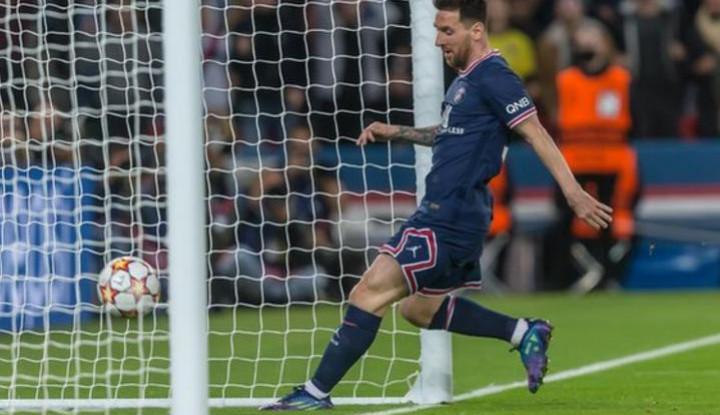 Messi Belum Cetak Gol, Henry Singgung Pochettino