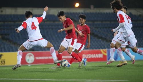 Tim Nasional U-23 Menang 2-1 dalam Uji Coba