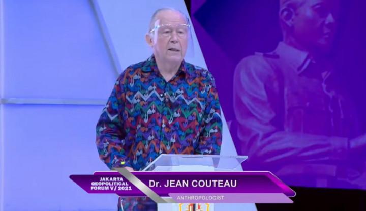 Jangan Sampai Transformasi Jadi Ancaman Masa Depan, Ini Peringatan Antropolog Prancis