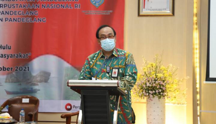 PILM Kab Pandeglang Sinergi, Kunci Peningkatan Literasi di Pandeglang