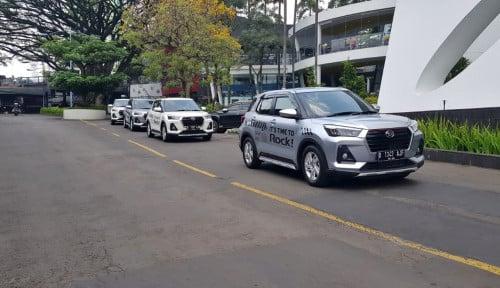 Andalkan Irit Bahan Bakar, Daihatsu Rocky 1.2L Targetkan Penjualan 100 Unit per Bulan