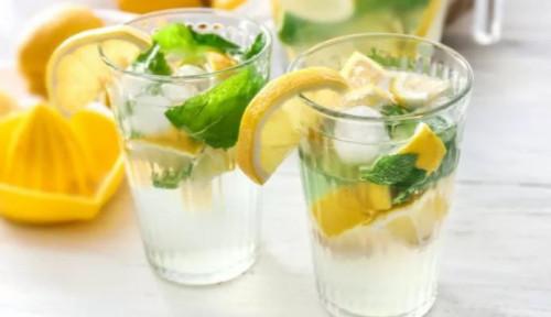 Infused Water Ini Cocok untuk Penderita Diabetes