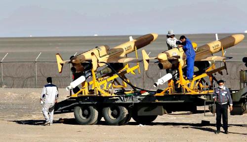 Bersenjata Tempur Lengkap, Iran Gelar Latihan Angkatan Udara Nasional Terbaru