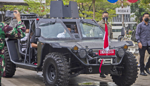 Presiden Jokowi Masih Hitung-Hitung Nama Panglima TNI Baru: Pertimbangkan Situasi Politik 2024