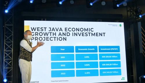 The 3rd West Java Investment Summit, Sekda Jabar Promosikan 3 Fokus Proyek Investasi Bagi Investor