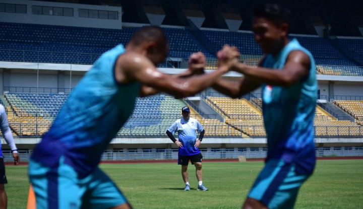 Kontra Sleman, Persib Bandung Optimistis Lanjutkan Tren Positif