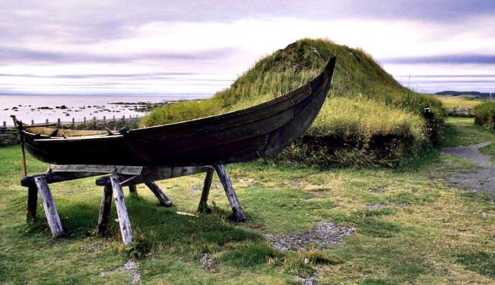Mengejutkan, Viking Ternyata Bermukim di Amerika Berabad-abad Sebelum Christopher Columbus