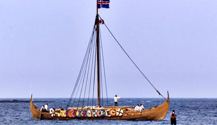 Goodbye, Colombus! Ternyata Bangsa Inilah yang Melintasi Atlantik 1.000 Tahun Lalu, Pakar Tercengang