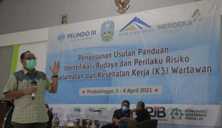 Peduli K3 Jurnalis, Sosok Ini Raih Penghargaan di Ajang WSO Indonesia Award 2021