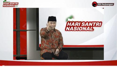 PDIP: Sejarah Lahirnya Hari Santri Nasional Berawal dari...