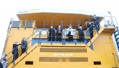 Kunjungi Pabrik Traktor di Minsk, Wakil Ketua DPR RI Singgung Soal Modernisasi Pertanian