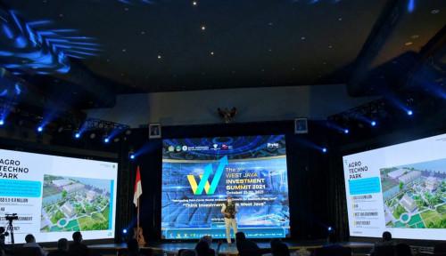 Besar! Nilai Transaksi West Java Investment Summit 2021 Tembus Rp6,5 Triliun