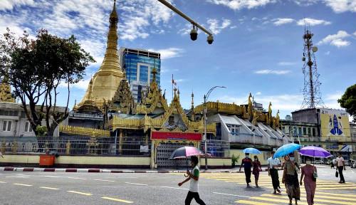 Pejabat Top Amerika Lakukan Pertemuan Diam-diam dengan Pemerintah Bayangan Myanmar