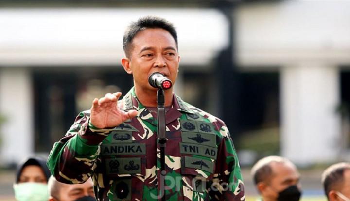 Andika Perkasa Punya Peluang Kuat Jadi Panglima TNI: Tapi Presiden Jokowi Harus Perhatikan Soal...