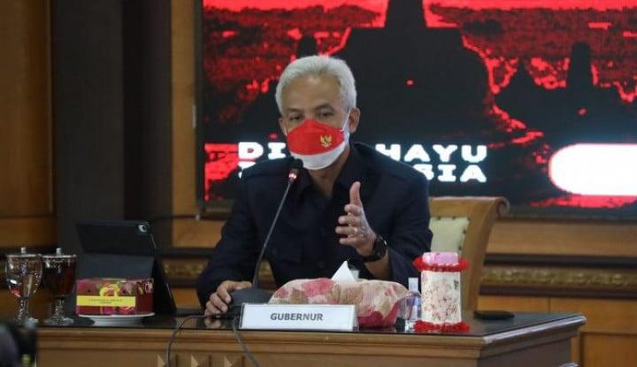 Ganjar Pranowo Bikin Keok Prabowo dan Anies Baswedan: