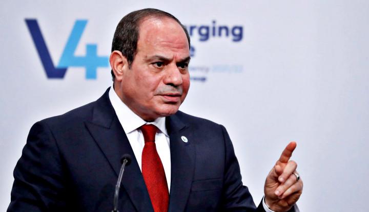 Presiden Mesir al-Sisi Kengakhiri Keadaan Darurat untuk Pertama Kalinya dalam Beberapa Tahun