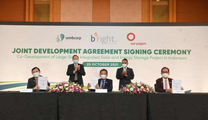 Tiga Proyek Solar Panel Perusahaan Patungan Indonesia-Singapura Segera Dimulai dari Batam