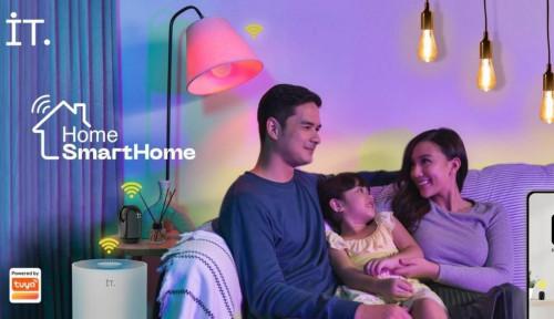 IT: Immersive Tech Hadirkan Produk Smart Home, Berikut Harga serta Diskon Terbatas