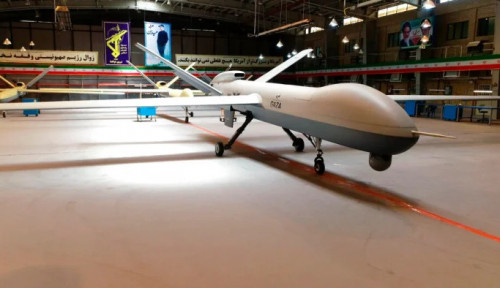 Susah Dibantah! Amerika Yakin Banget Iran Ada di Balik Serangan Drone Mematikan